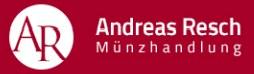 Münzhandlung Andreas Resch, Passau Logo